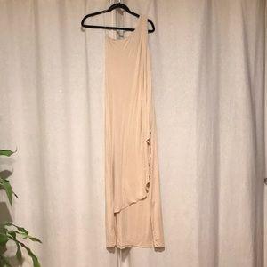 Rachel Pally one shoulder maxi dress